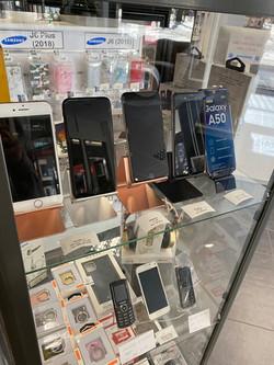 Zubehör und Smartphones
