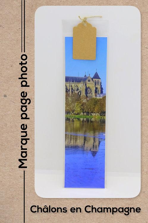 Châlons en Champagne modèle 40 Reflet cathédrale Saint Etienne