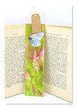 marque-pages papillon en vol