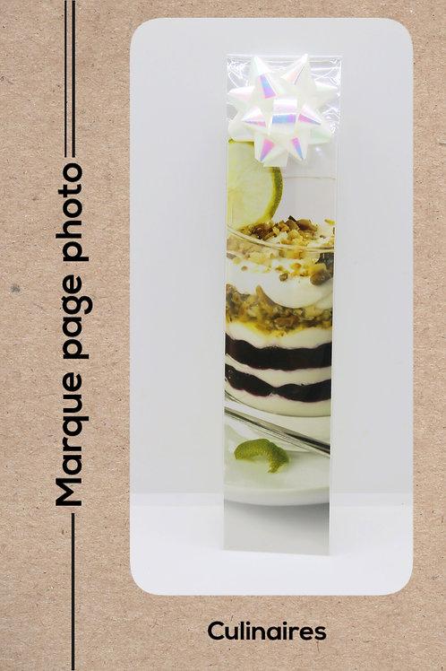 Culinaire modèle 7 Verrine