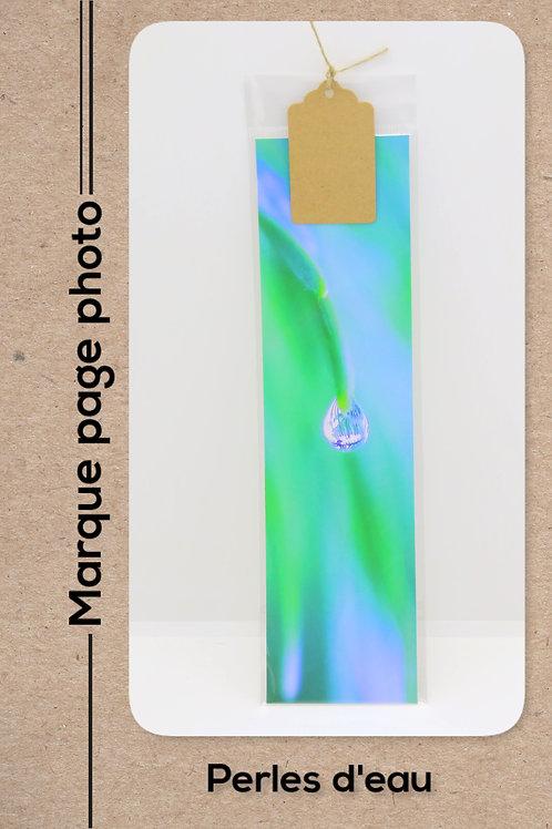 Perles d'eau modèle 1