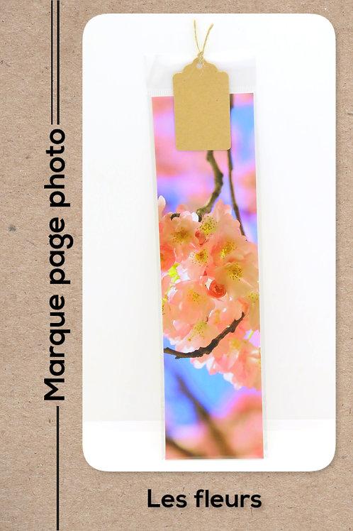 Fleurs modèle 24 Cerisier en fleurs