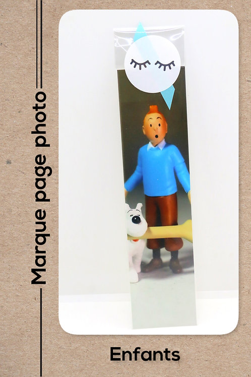 Enfant modèle 44 Tintin