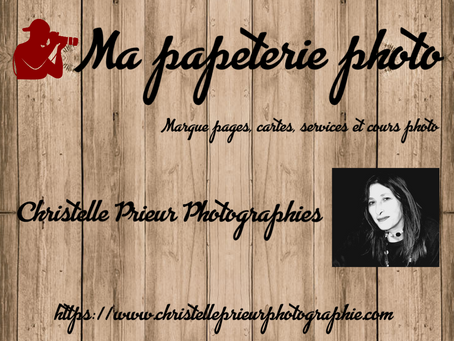 Dans l'Air du Temps devient Ma Papeterie Photo !