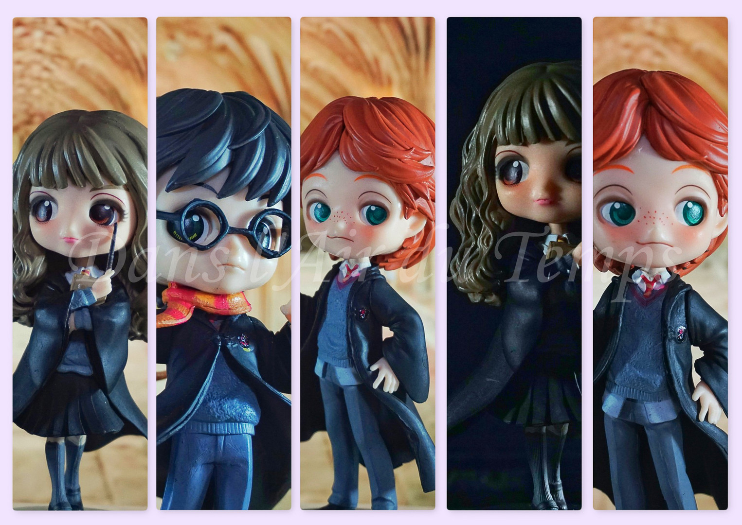 MARQUE PAGE HARRY POTTER