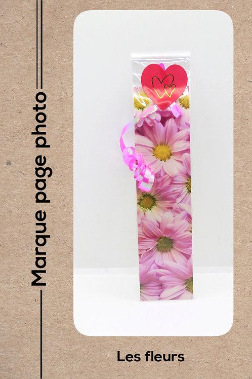 Fleurs modèle 3