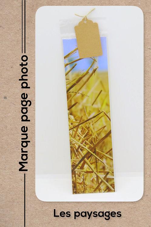 Paysages modèle 8 terre agricole