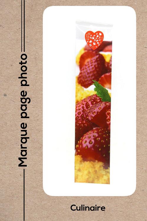 Culinaire modèle 10 Crumble fraise