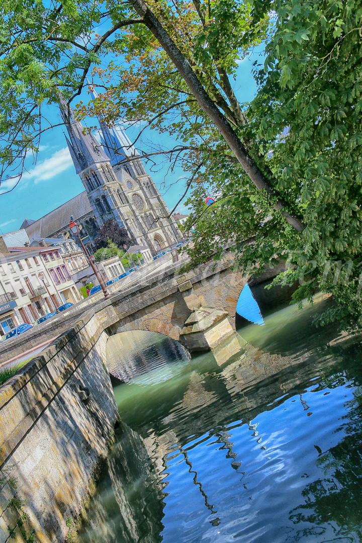 église Notre Dame en Vaux à Châlons en C