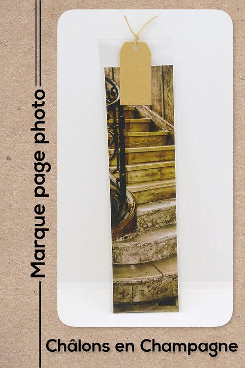 Châlons en Champagne modèle 23 Les escaliers de mon enfance