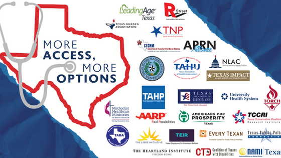 Coalition Urges Lawmakers to Remove Regulations to Provide More Access & Options for Texas Patients
