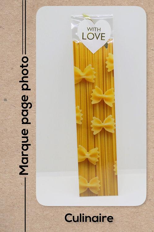 Culinaire modèle 15 pates
