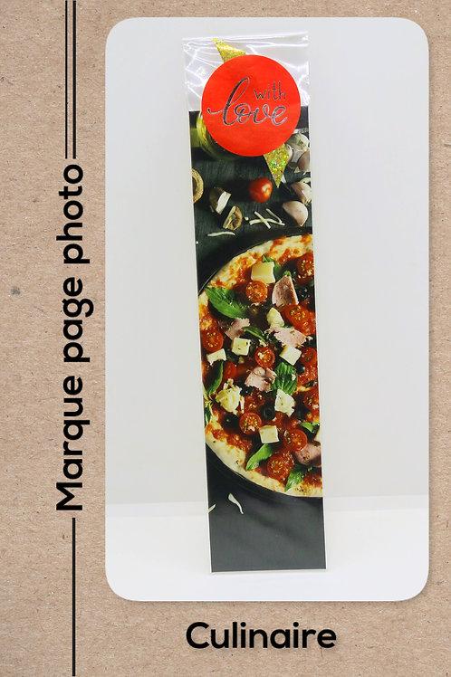 Culinaire modèle 1 Pizza