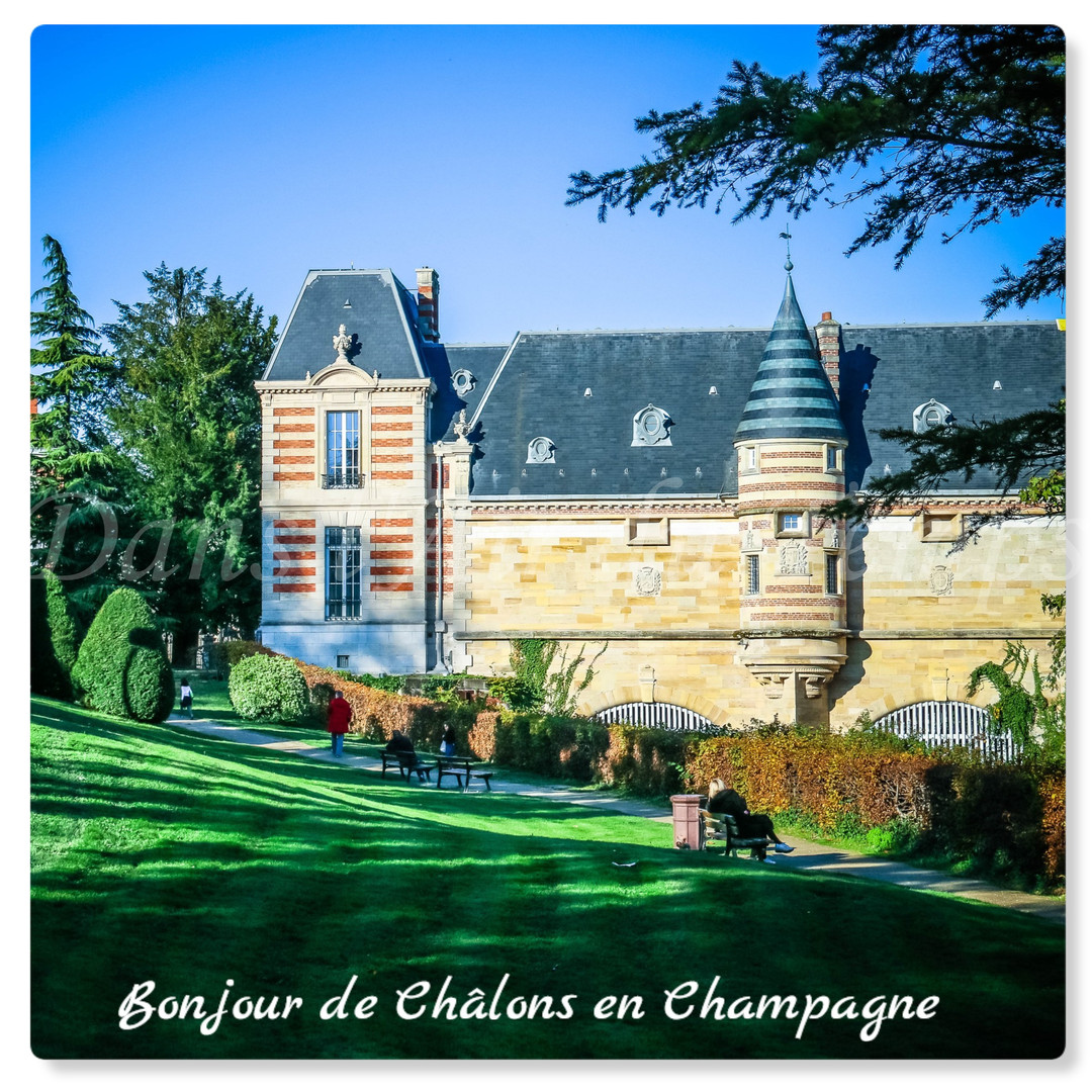 cartes photos de chalons en champagne et sa région