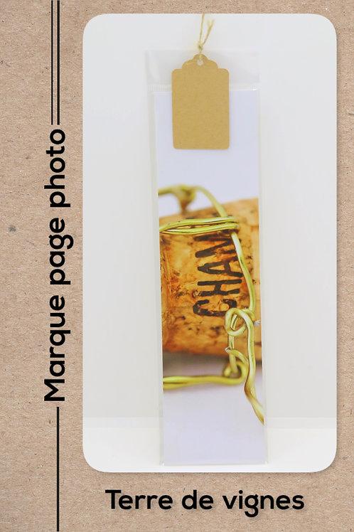 Terre de vignes modèle 15 Bouchon de Champagne