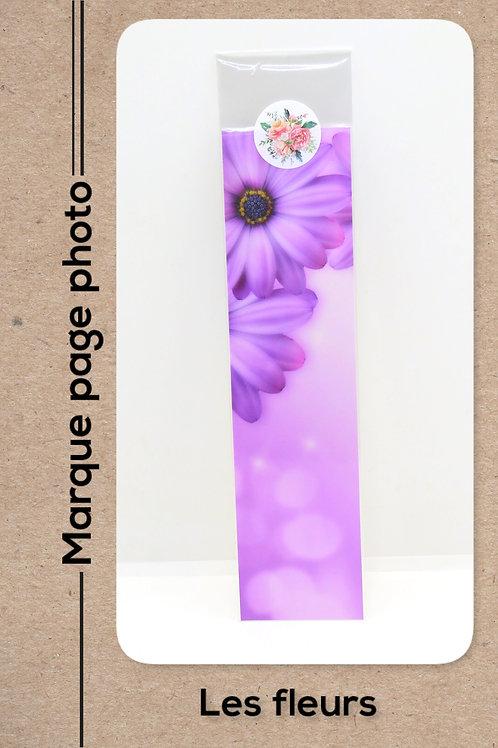 Fleurs modèle 18