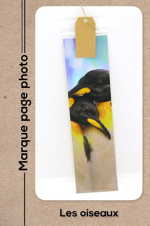 Oiseaux modèle 4 Pingouin