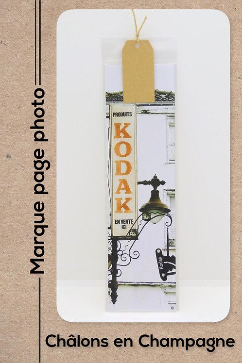Châlons en Champagne modèle 29 enseigne Place de la République