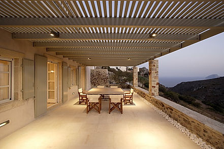 House in Kithera by R.C.Tech