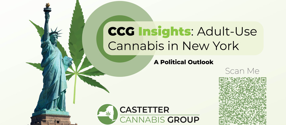 CCG Holds Webinar on Adult-Use Legalization in NYS
