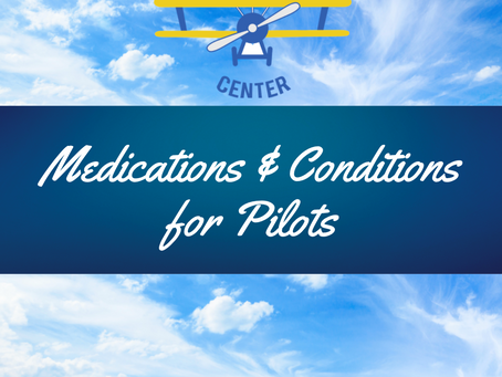 Medications and Flight Safety