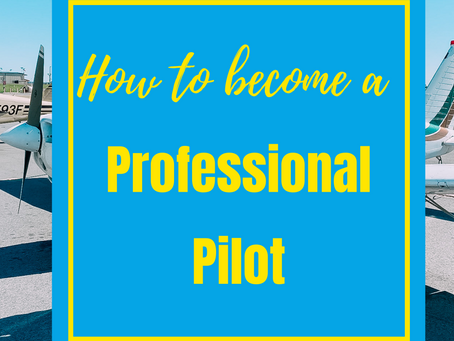 Pilot License Breakdown: How to Become a Professional Pilot