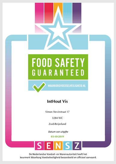Certificaat Voedselveiligheid.png