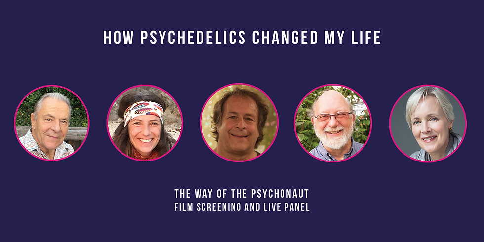 How Psychedelics Changed My Life – Rick Doblin & Dennis McKenna Join Stan Grof