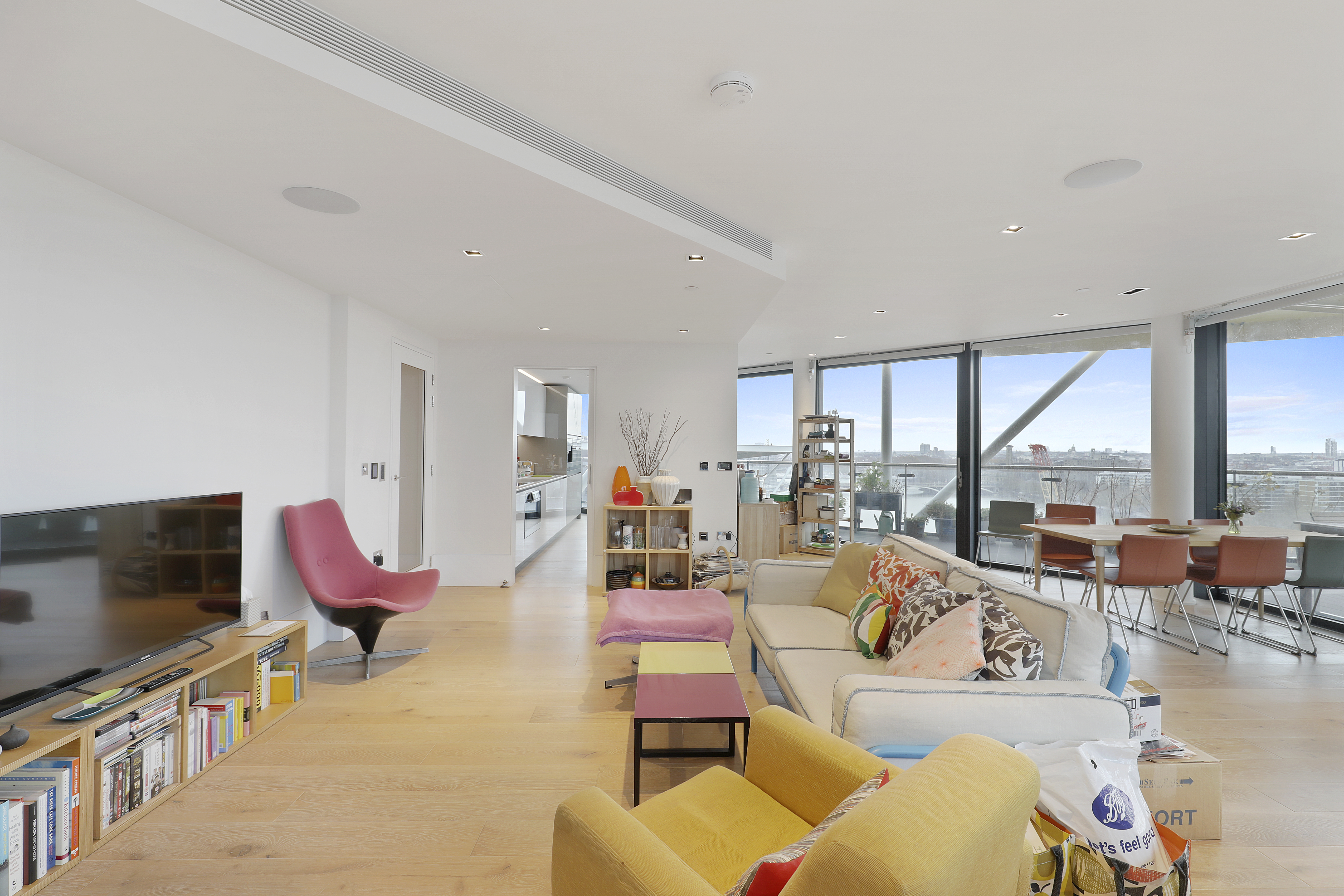 Riverlight Penthouse, SW8