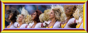 The Washington Football Team Rebranded. Why Did It Get Rid Of Its Cheerleaders Over Zoom?