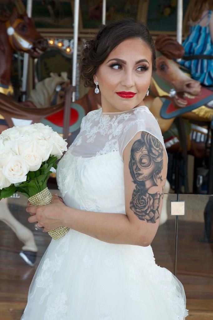 Bride Rosa