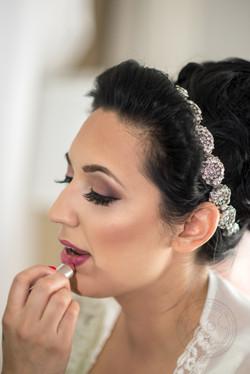Bride Jamie  (Photography By Milisa)