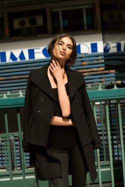 Model Paula Nieto Photo Naresh Kumar