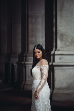 Alexandras wedding