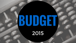 The Federal Budget 2015/16