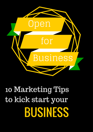10 Marketing Tips to Kick Start your Business