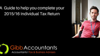 Annual Tax Time Newsletter
