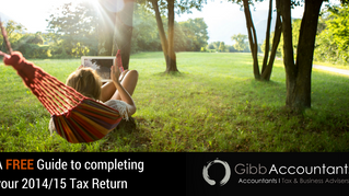 A Guide to completing your 2014/15 Individual Tax Return
