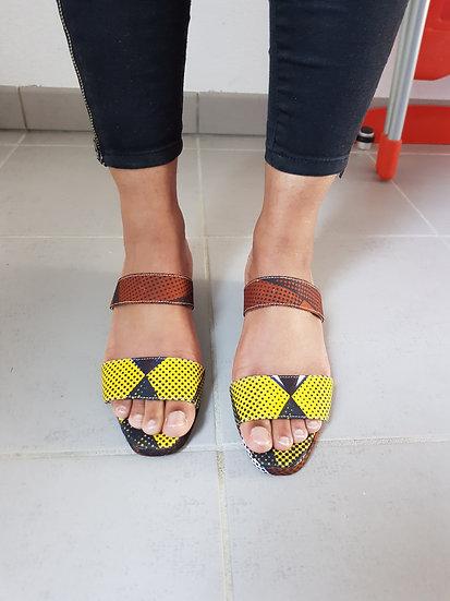 sandales automne