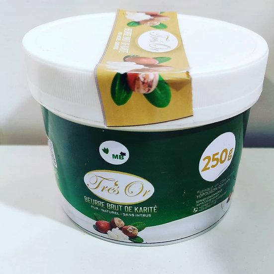 Beurre de karité pur
