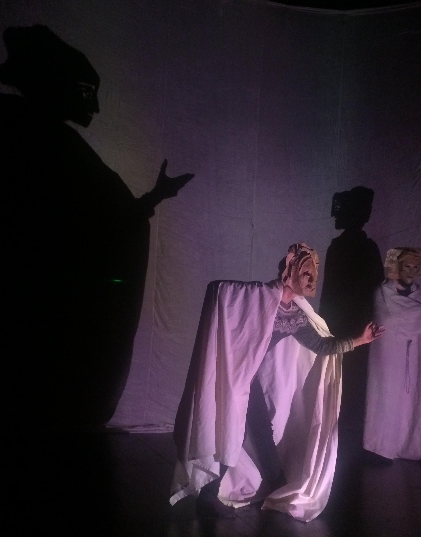 Teatro de sombras con Fabrizio Montecchi