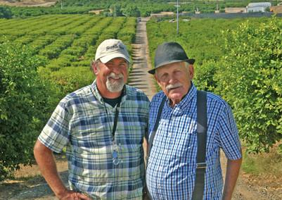 Greg and John Kirkpatrick