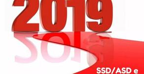 DECRETO FISCALE 2019 : Novità per ASD/SSD