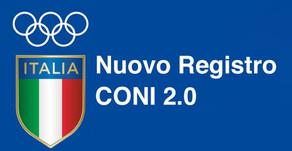 Nuove direttive - Registro Nazionale CONI