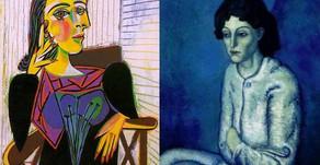 Picasso e i conigli