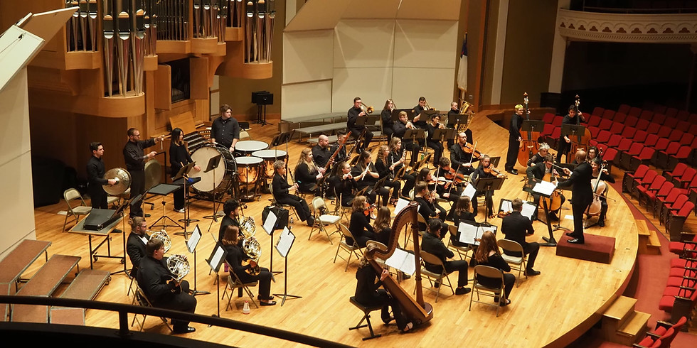OWU Chamber Orchestra - Wind and String Chamber Ensembles