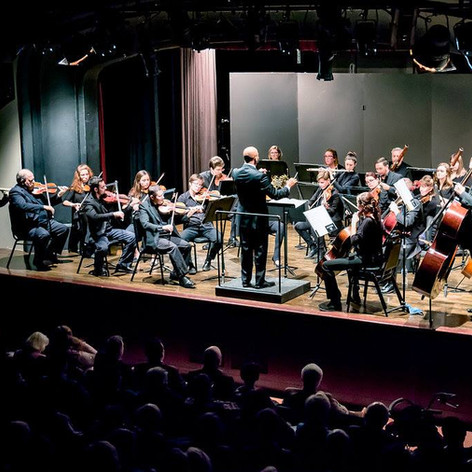 McConnell Arts Center Chamber Orchestra