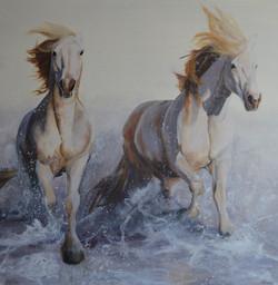 Robitaille- Les chevaux du soleil (1