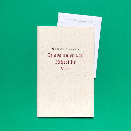 Brief van Hillebillie Veen