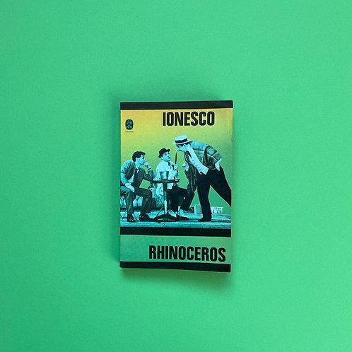 Opdracht van Ionesco